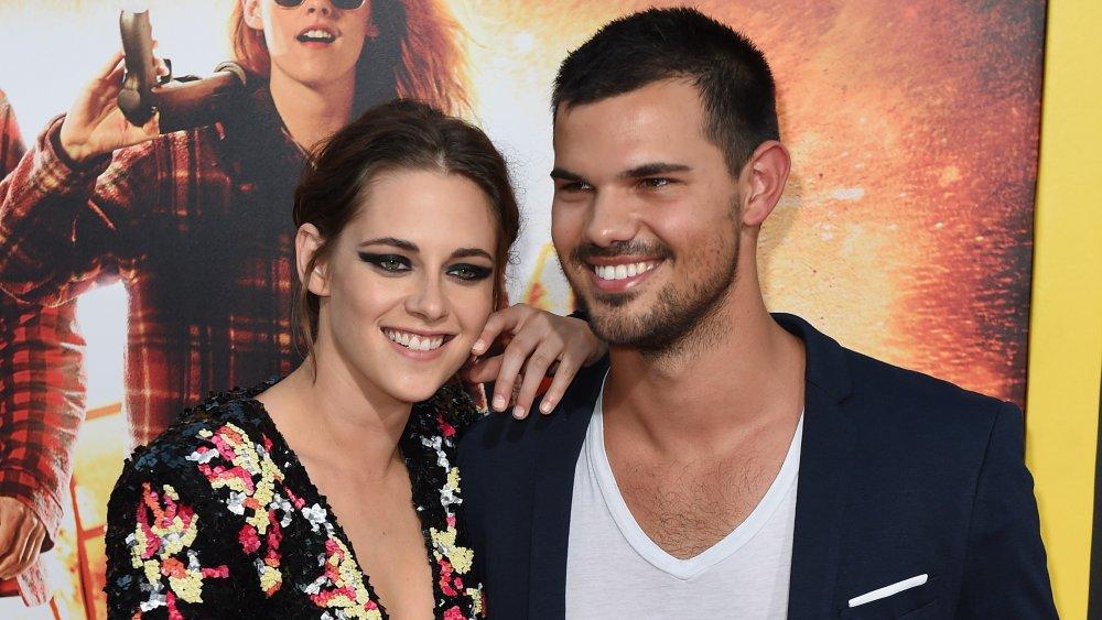 Der Grund, warum Kristen Stewart Taylor Lautner in ...
