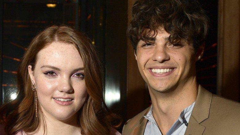 Noah Centineo und Shannon Purser