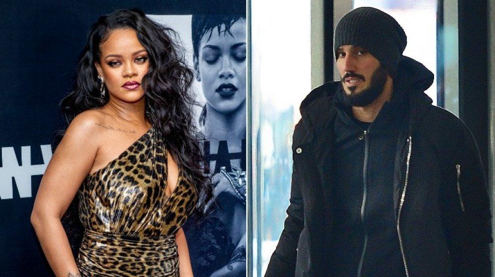 Rihannas Freund