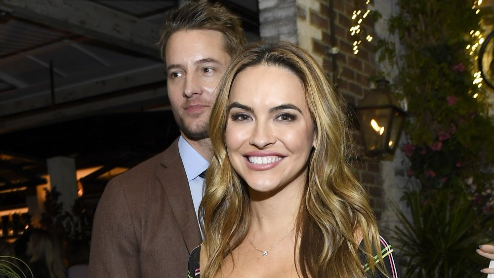 Justin Hartley, Chrishell Stause