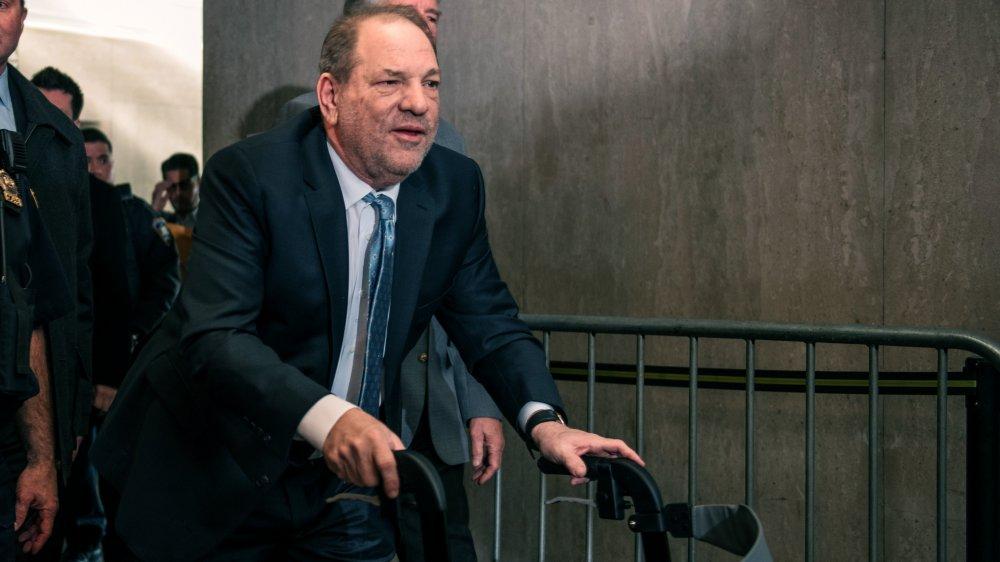 Harvey Weinstein vor Gericht