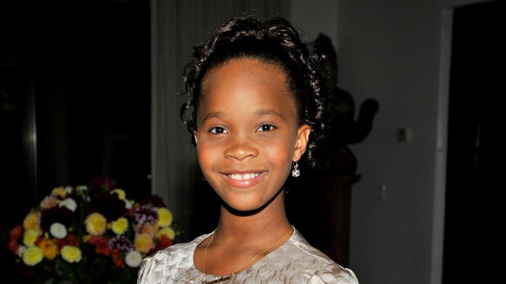 Quvenzhané Wallis auf der 12. jährlichen Teen Vogue Young Hollywood Party