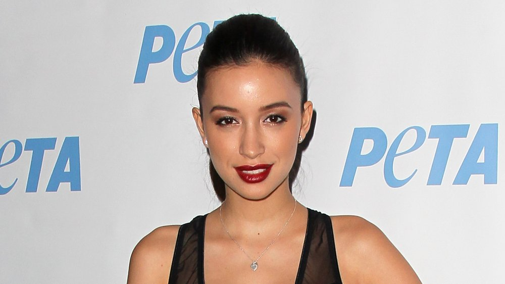 Christian Serratos bei PETAs Stand Up for Animals Benefit im Jahr 2012