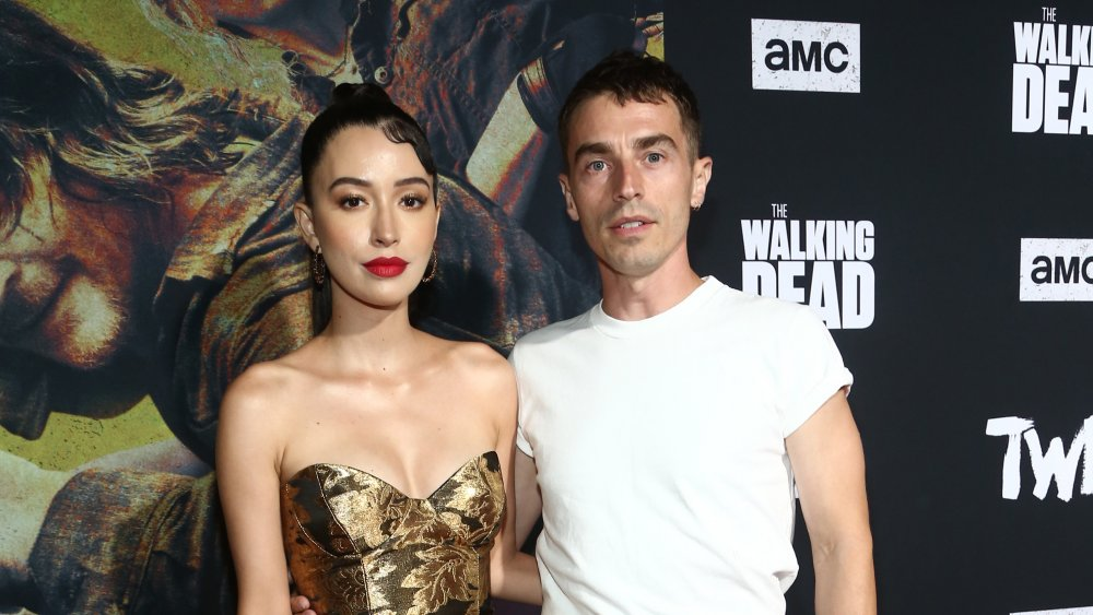 Christian Serratos und David Boyd bei der Walking Dead Premiere und Party 2019