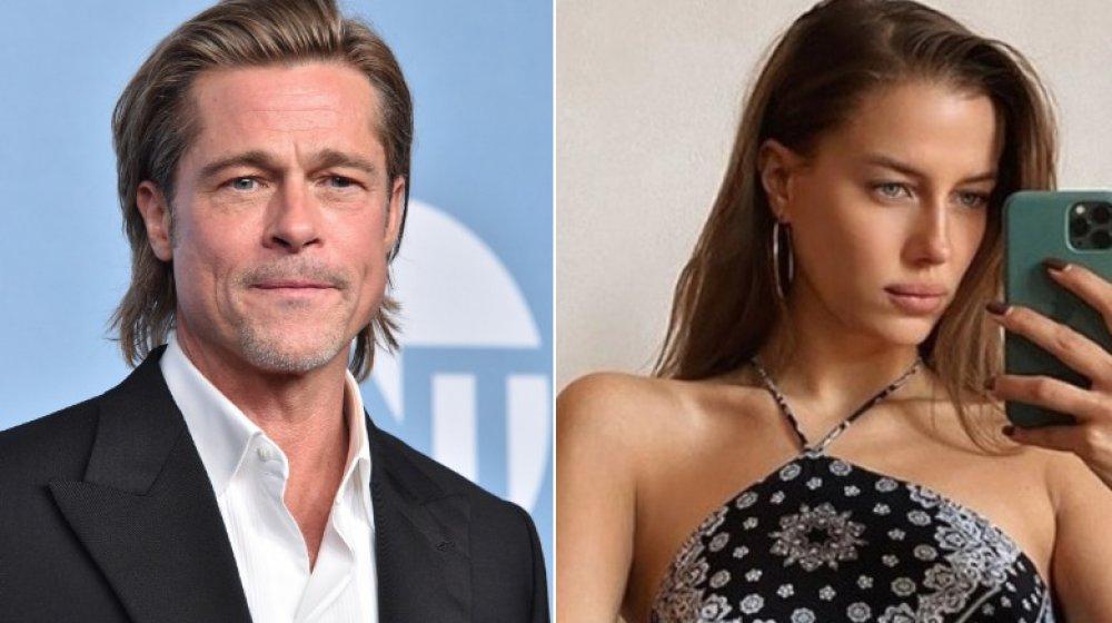 Die Unerklarliche Wahrheit Des Mannes Von Brad Pitts Freundin News24viral