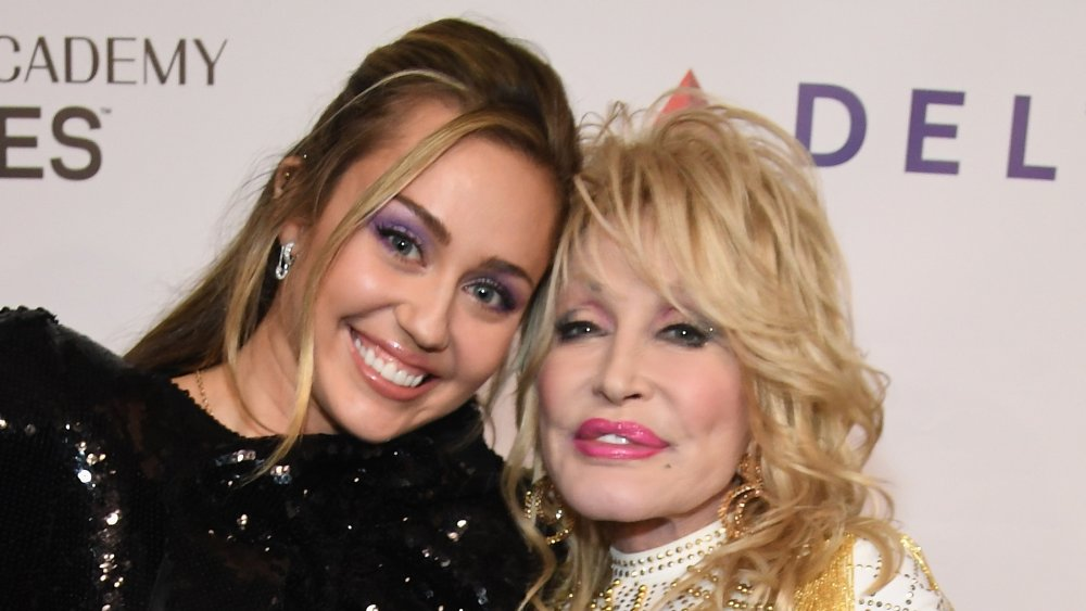 Miley Cyrus & Dolly Parton