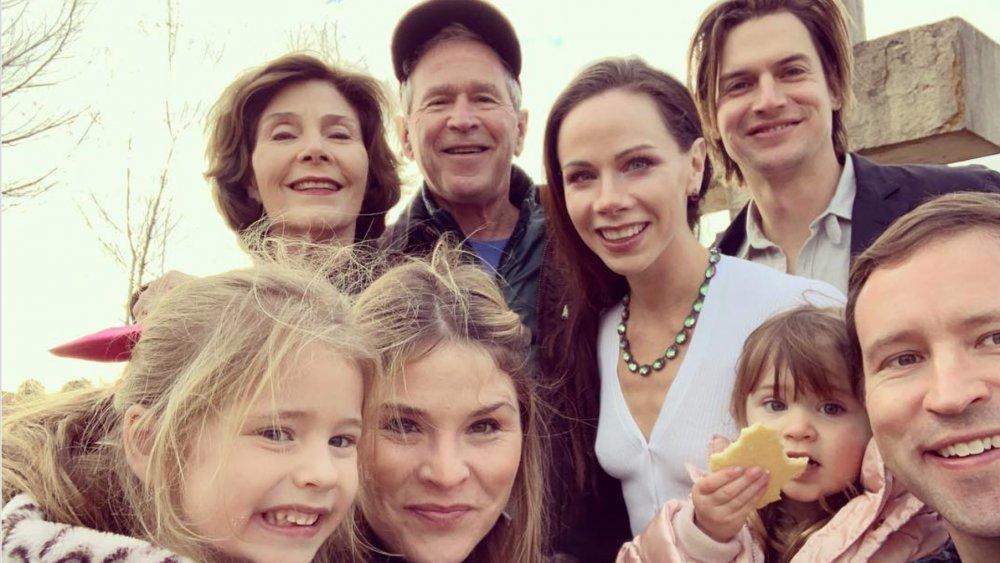 Die Bush-Familie