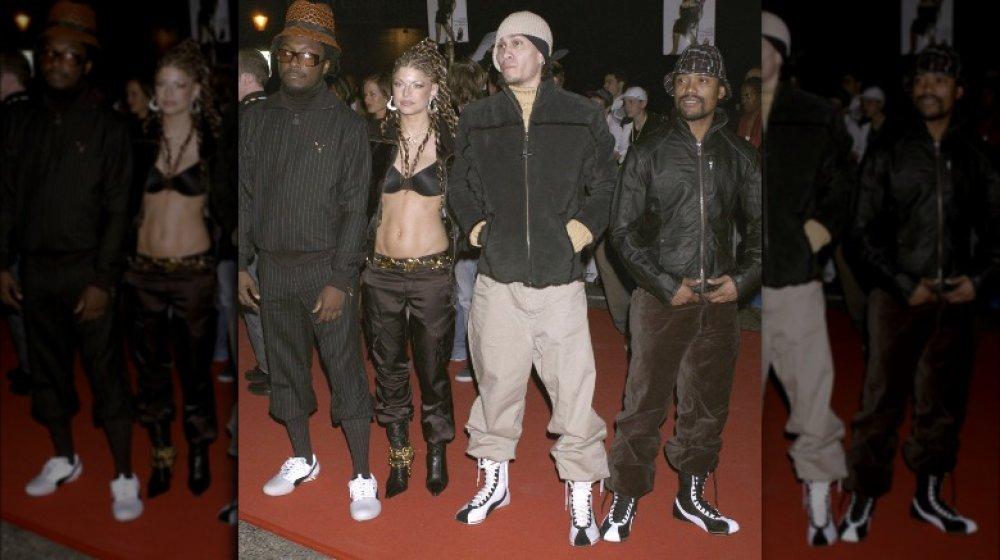 Black Eyed Peas bei den MOBO Awards 2003