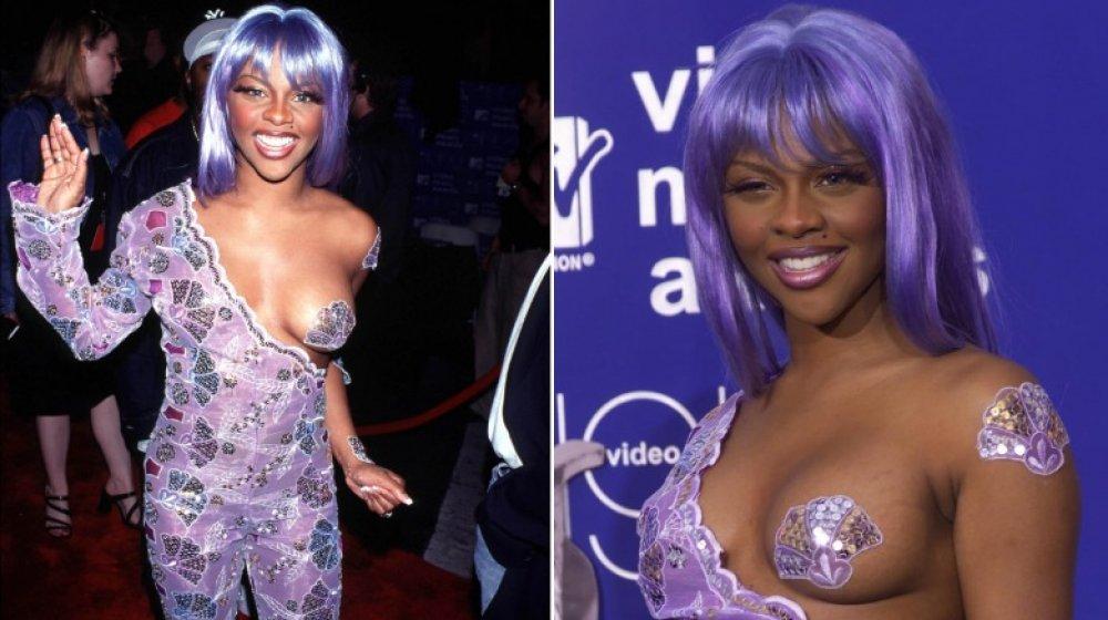 Lil Kim bei den MTV VMAs 1999