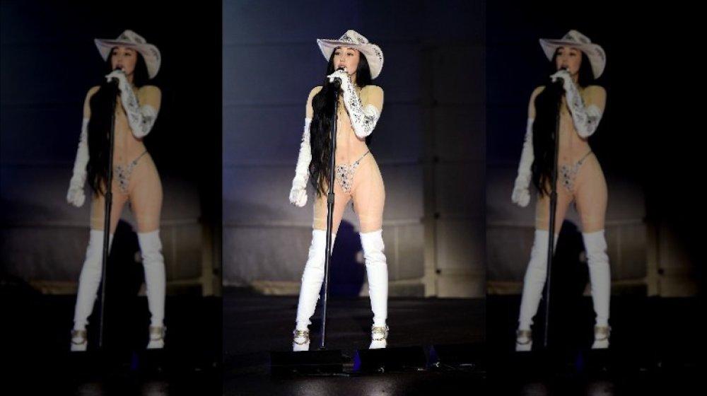 Noah Cyrus bei den 2020 CMT Music Awards