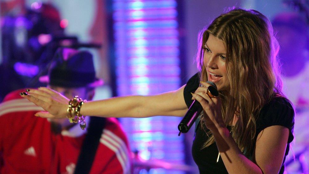 Fergie singt bei TRL