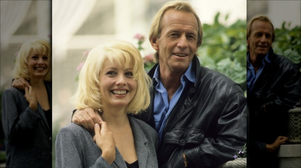 Linda Kozlowski und Paul Hogan