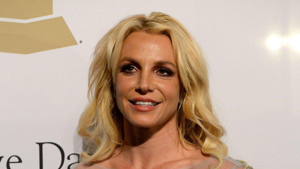 Britney Spears Fan in Ketten