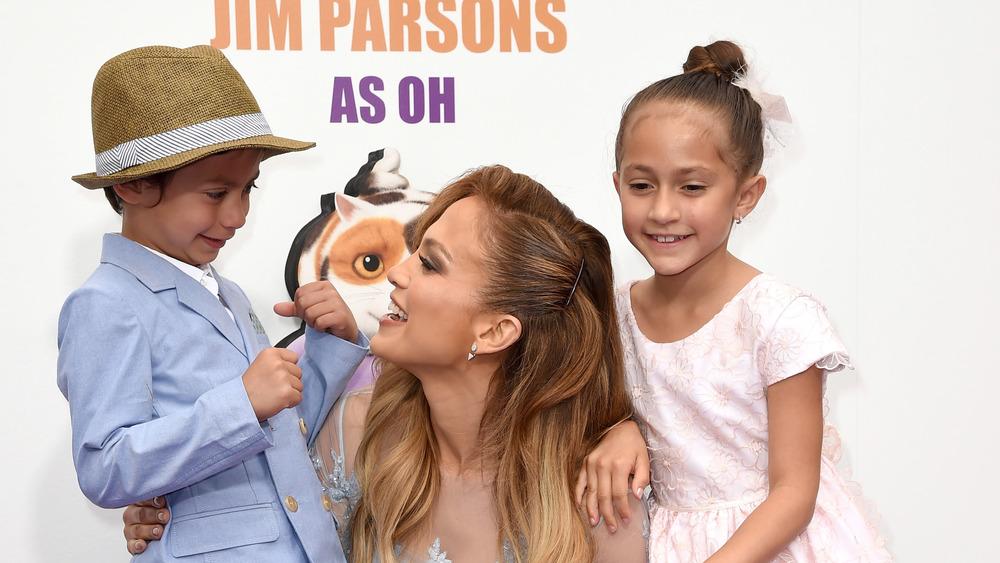 Kinder Jennifer Lopez