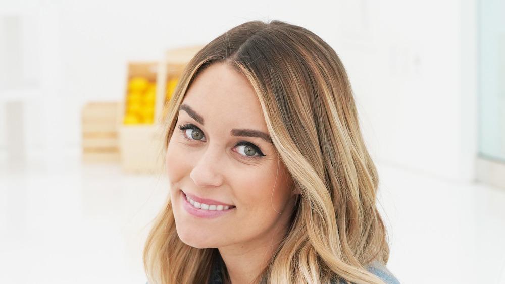 Lauren Conrad im April 2019