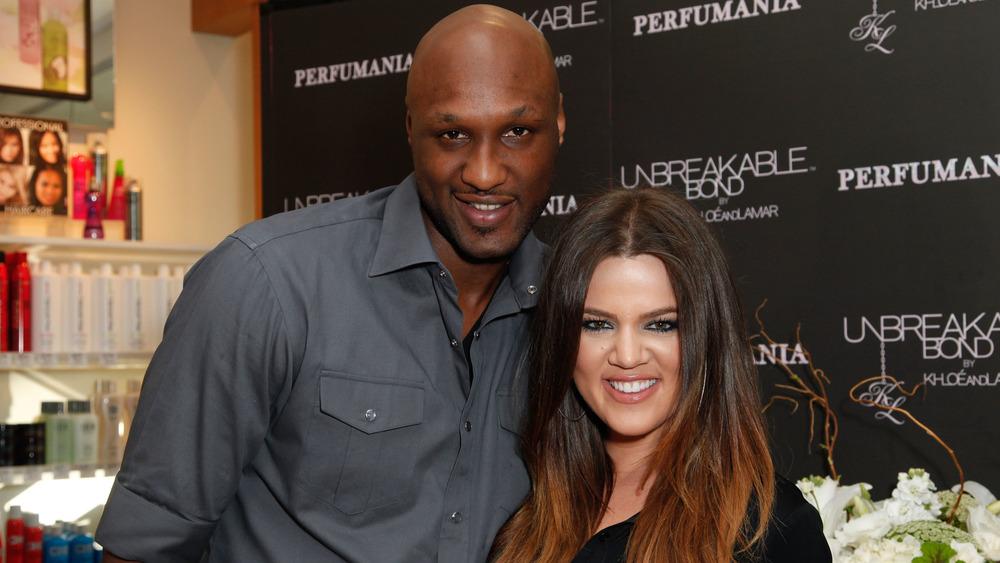 Lamar Odom und Khloe Kardashian