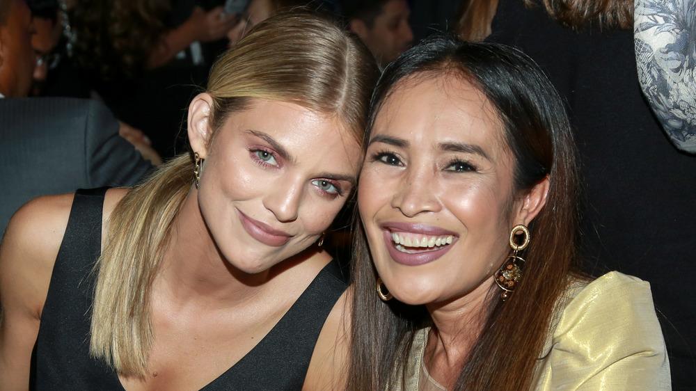 AnnaLynne McCord und Somaly Mam bei einer Together1Heart-Gala