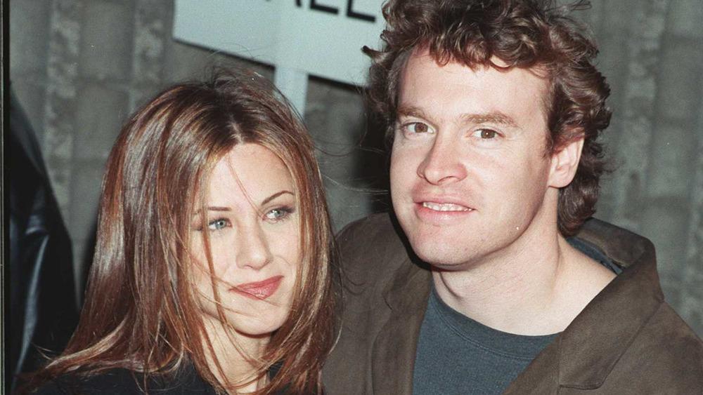 Jennifer Aniston und Tate Donovan waren genau richtig, als sie berühmt wurde