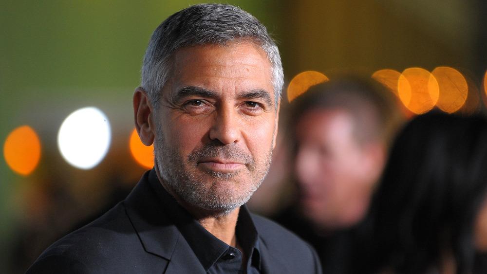George Clooney bei der Premiere von Up In the Air