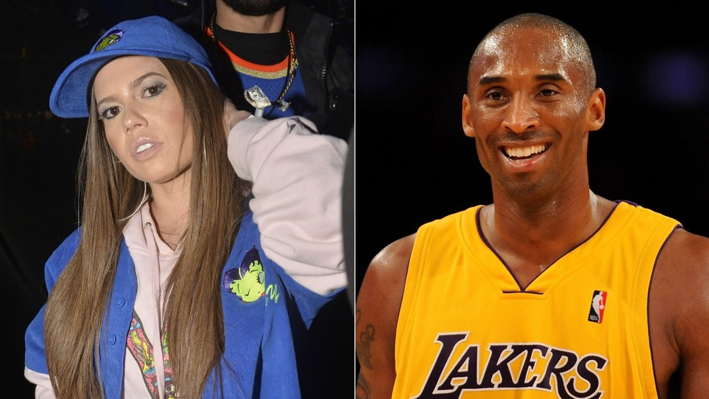 Chanel West Coast und Kobe Bryant