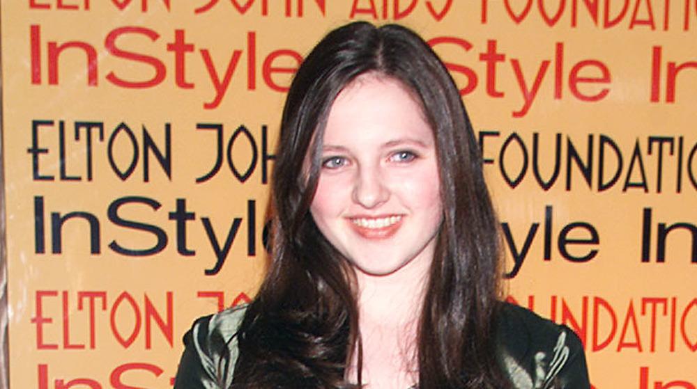 Jessica Campbell nimmt an einer Veranstaltung teil