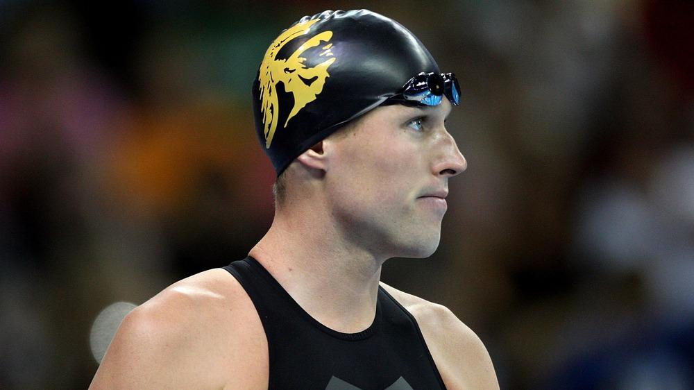 Klete Keller bei den Olympischen Prüfungen 2008