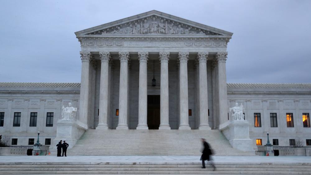 Foto des Obersten Gerichtshofs