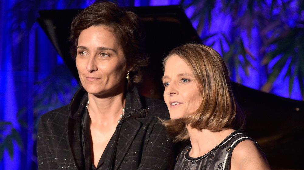 Jodie Foster und Alexandra Hedison, Preisverleihung