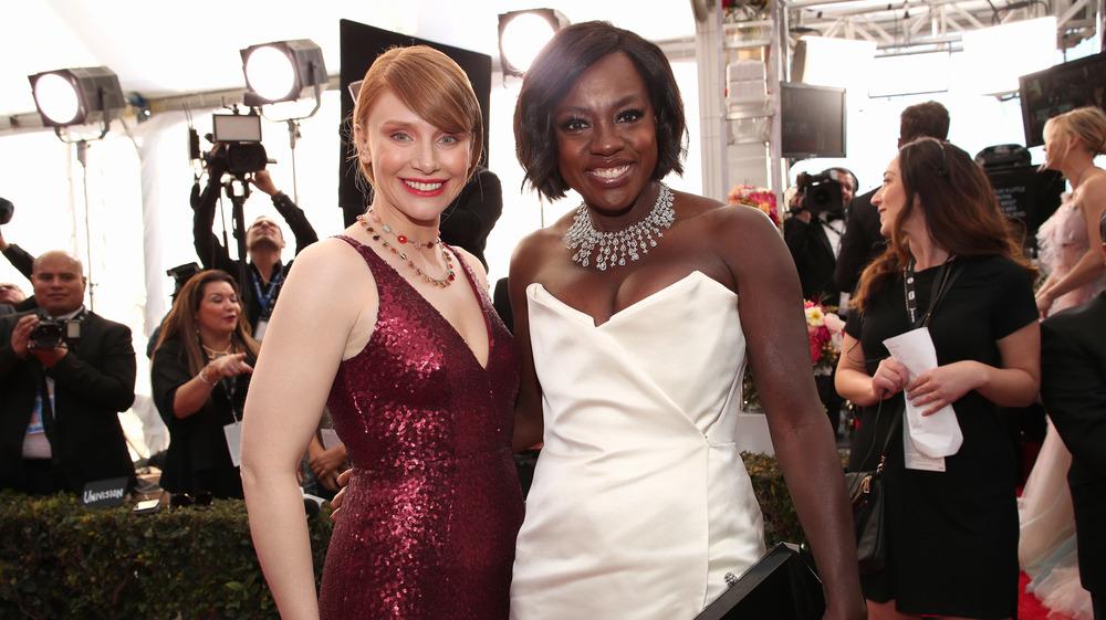 Viola Davis und Bryce Dallas Howard bei den Screen Actors Guild Awards 2017