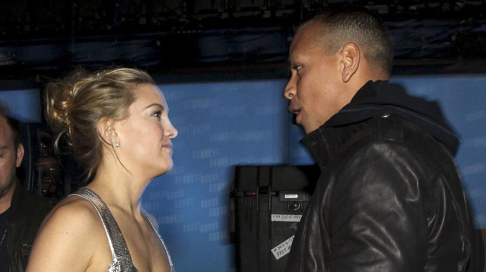 Kate Hudson und Alex Rodriguez haben einen Streit