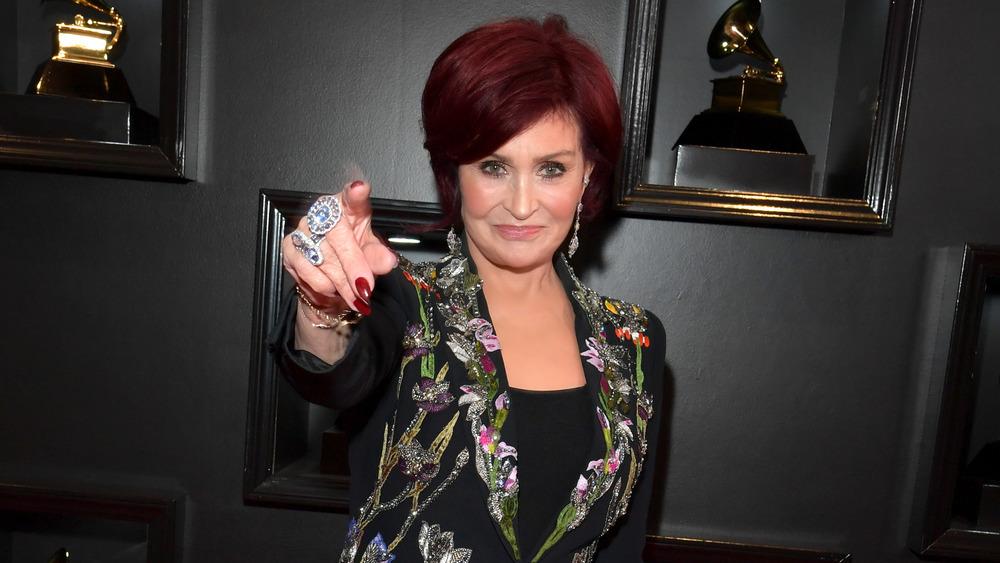 Sharon Osbourne zeigt