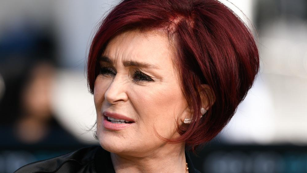 Sharon Osbourne auf Extra