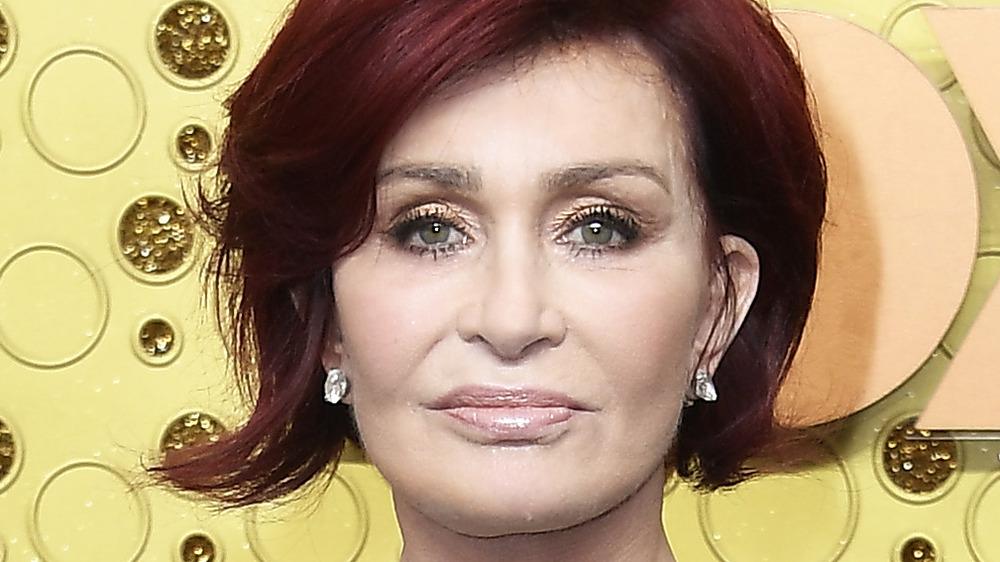 Sharon Osbourne bei den Emmys