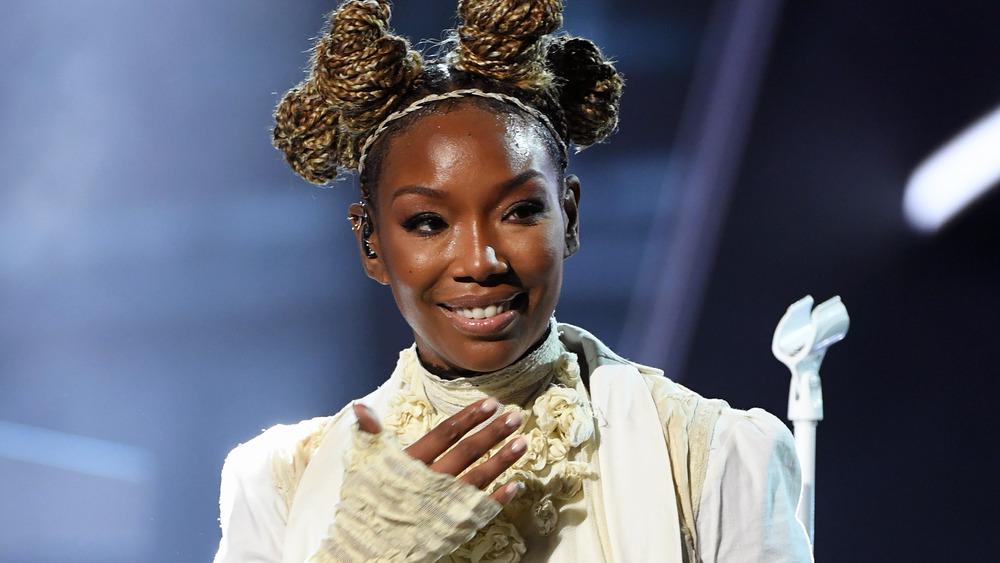 Brandy bei den Billboard Music Awards