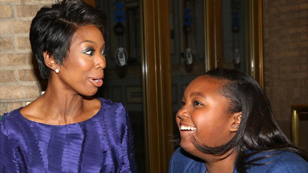 Brandy mit Tochter Sy'rai