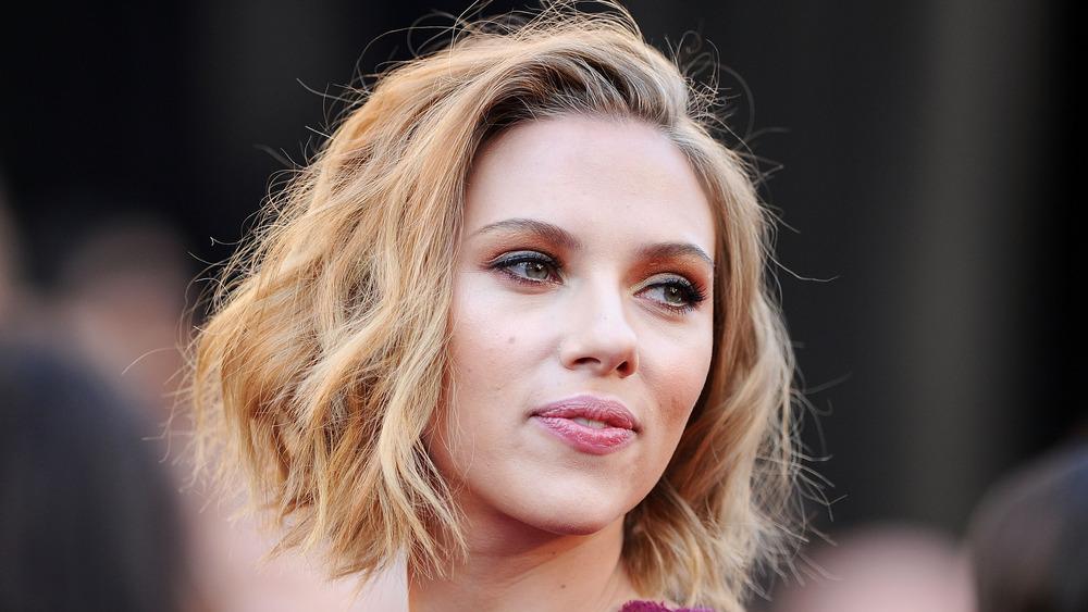 Scarlett Johansson bei den Academy Awards