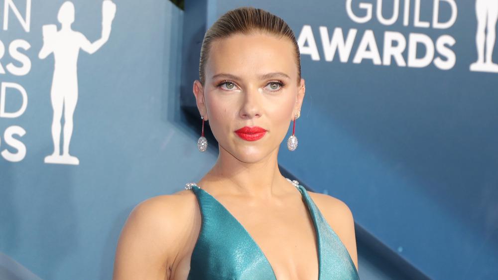 Scarlett Johansson bei den SAG Awards