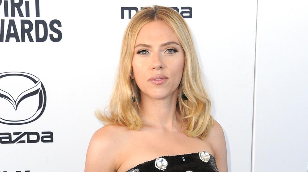 Scarlett Johansson bei den Independent Spirit Awards