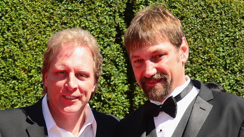 Hillstrand und Sig Hansen bei den Emmys