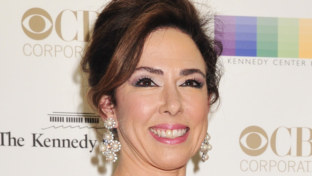 Francesca Moreno, roter CBS-Teppich