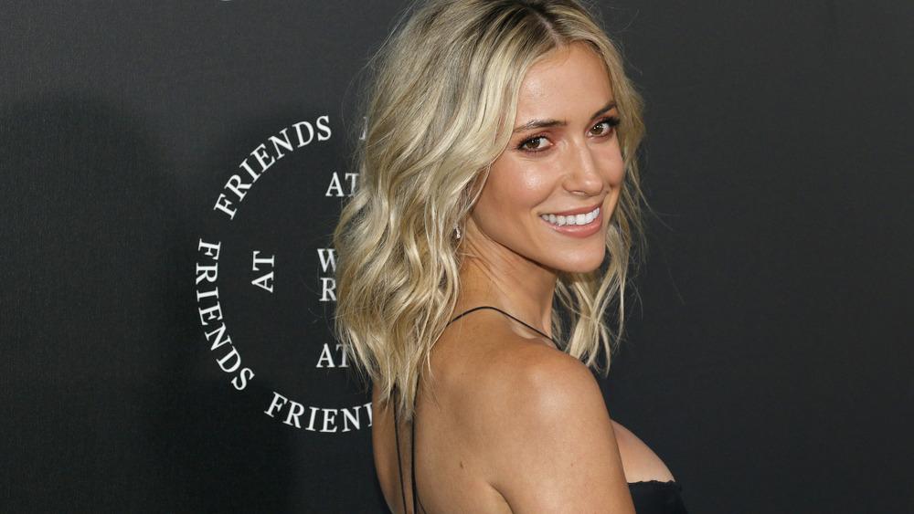 Kristin Cavallari blondes Haar