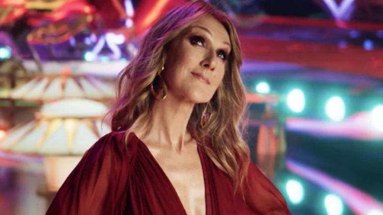 Celin Dion in Las Vegas Promo