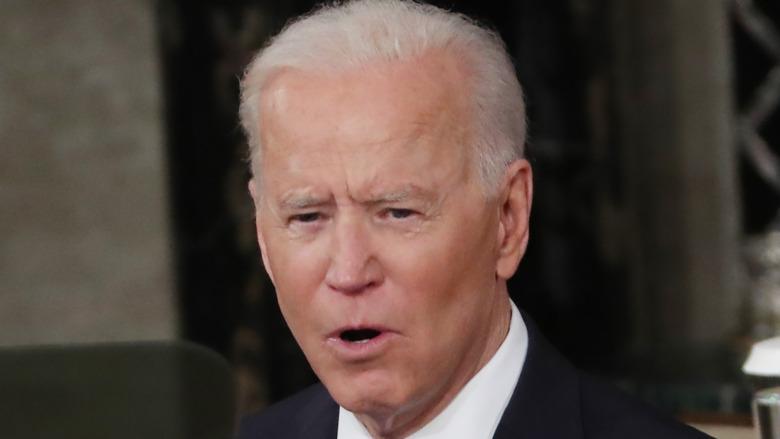 Präsident Joe Biden, Kongressansprache