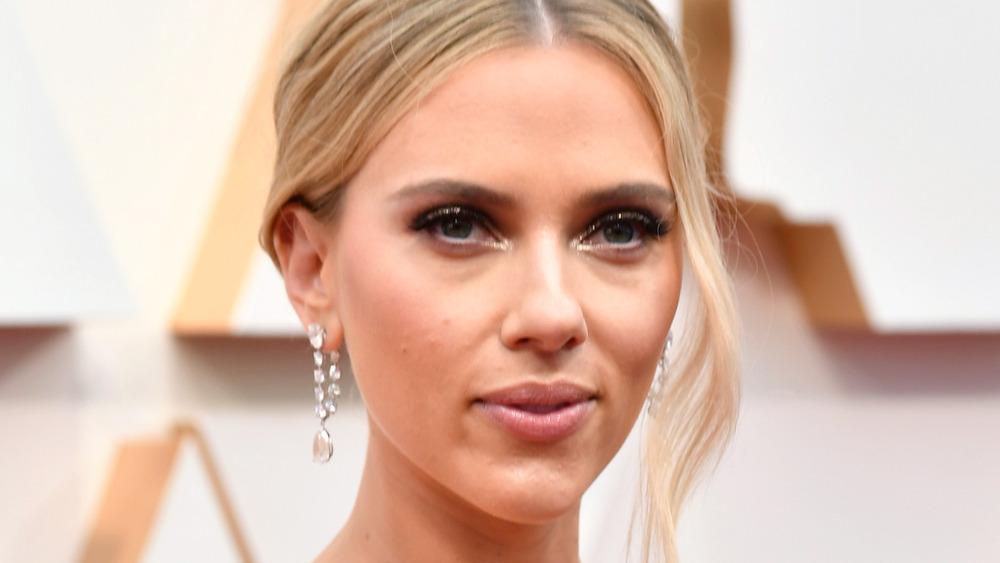 Scarlett Johansson bei den Oscars