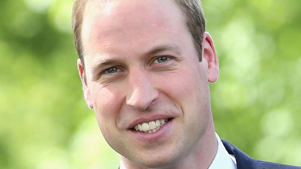 Prinz William Zähne