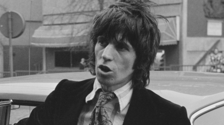 Keith Richards jung