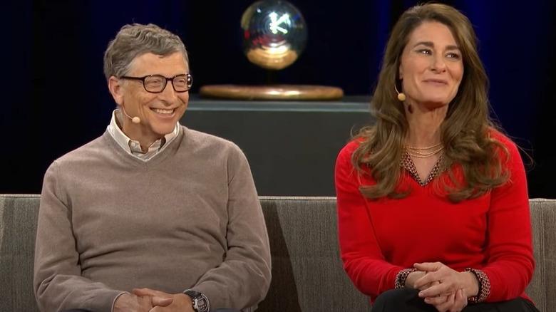 Bill und Melinda Gates 2014 Ted Talk