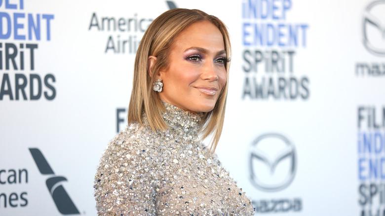 Jennifer Lopez nimmt an den Film Independent Spirit Awards 2020 teil