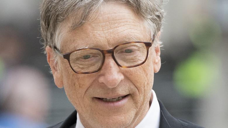 Bill Gates bei einer Veranstaltung