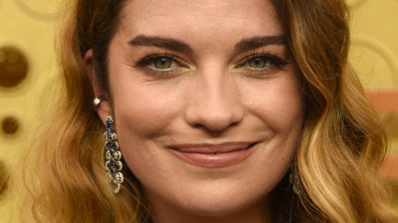Annie Murphy grüne Augen